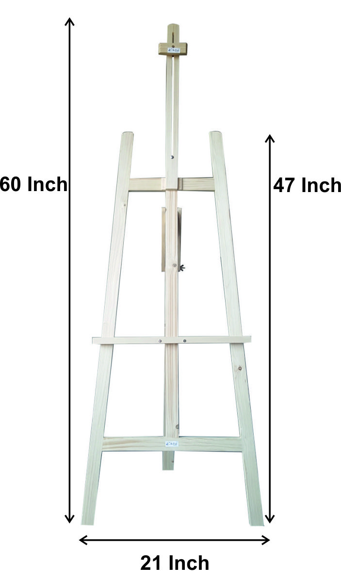Manufacturer and Supplier of Classic Lyre Easel 5 Feet in